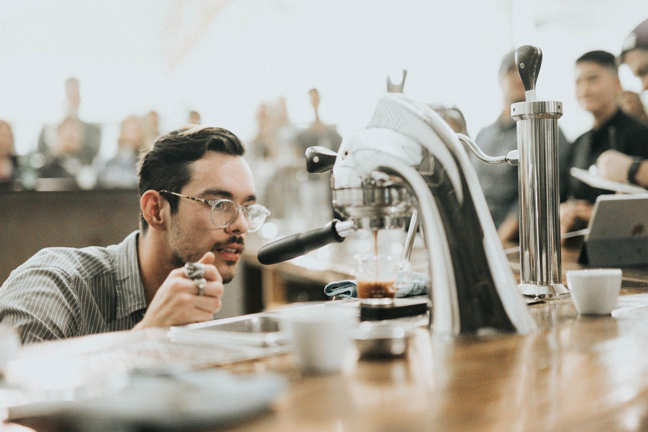 Kaffeetagung 2018 mit Special Guest 2-Cafetier Suisse - Schweizer Arbeitgeberverband Gastronomie