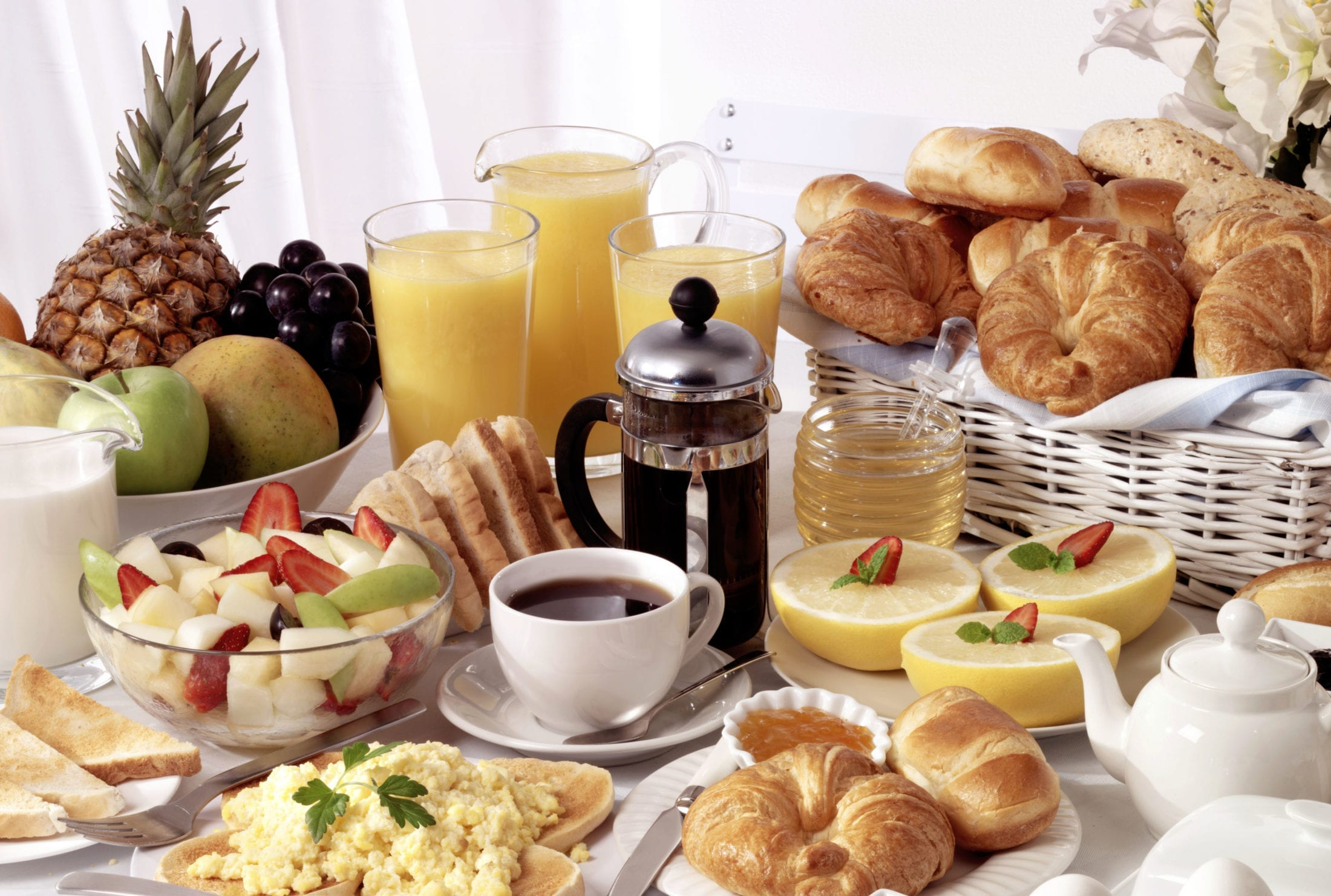 Frühstücksangebot von Saviva - CafetierSuisse